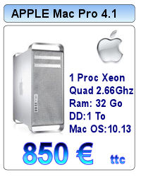 Apple PowerMac Occasion