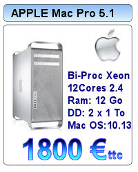Apple MacPro Occasion