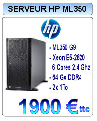 Serveur Occasion Dell Poweredge 2950